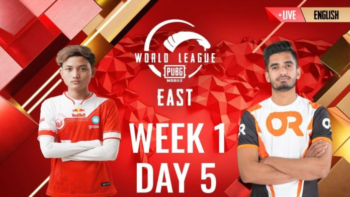 PMWL Super Weekend Week One Day Five Results